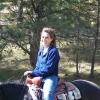 Trail riding in South Dakota