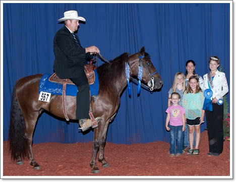 2014 Mid America Amateur Specialty 5 Yrs & Older Champion