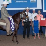National Breeders Championship Open 3 Year Old Champion