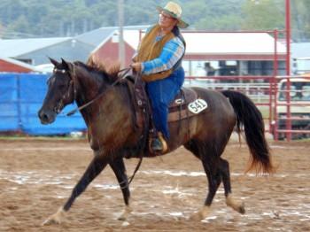 2015 Missouri Fox Trotter World Celebratiom