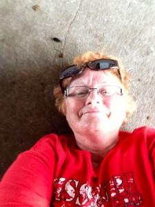Susan on Concrete